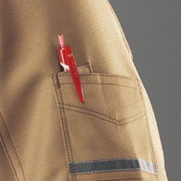 バートル 9071R [秋冬用]ストレッチツイル長袖ジャケット(JIS T8118適合)(男女兼用) ペン差しポケット