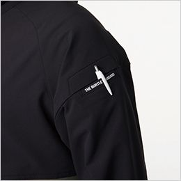 バートル 9505 [秋冬用]4WAYストレッチ パーカージャケット(JIS T8118適合)(男女兼用) ペン差し