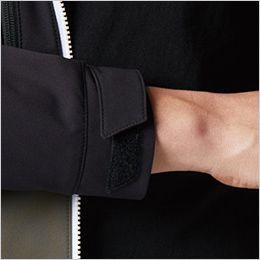 バートル 9505 [秋冬用]4WAYストレッチ パーカージャケット(JIS T8118適合)(男女兼用) カフスアジャスター