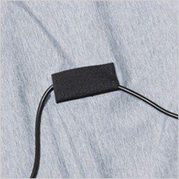 バートル AC1024SET-B エアークラフト 迷彩ベスト(男女兼用) ポリ100% コードストッパー(マジックテープ止め)