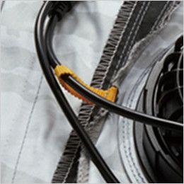 バートル AC1111PSET-B エアークラフト 迷彩 長袖ジャケット(男女兼用) ポリ100%  コードループ