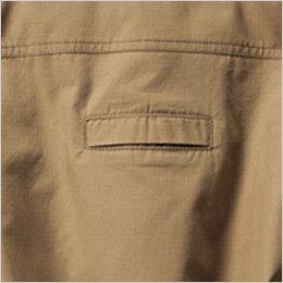 空調服 バートル AC1131 [春夏用]エアークラフト 長袖ブルゾン(男女兼用) 綿100% フルハーネス ランヤード取付口
