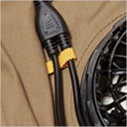 空調服 バートル AC1131SET-D エアークラフトセット 長袖ブルゾン(男女兼用) 綿100% コードループ