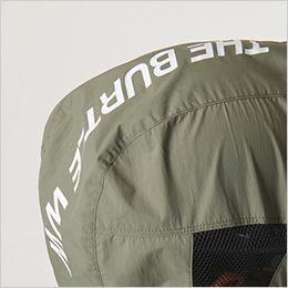 空調服 バートル AC1154 [春夏用]エアークラフト タクティカルベスト(男女兼用) ナイロン100% THE BURTLE WWのビッグロゴプリント