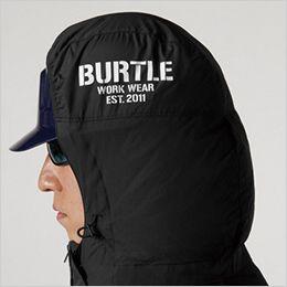 空調服 バートル AC1156 [春夏用]エアークラフト タクティカル半袖ブルゾン(男女兼用) ナイロン100% THE BURTLE WWのビッグロゴプリント