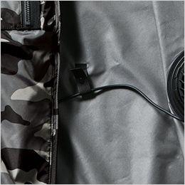 空調服 バートル AC1156 [春夏用]エアークラフト タクティカル半袖ブルゾン(男女兼用) ナイロン100% コードストッパー(ドットボタン止め)