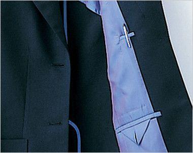 AR4615R アルファピア ジャケット ツイル 無地 ポケット