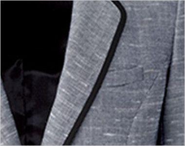 [在庫限り/返品交換不可]AR4677 アルファピア [春夏用]ジャケット リセアスラブツイード(防汚) ポケット