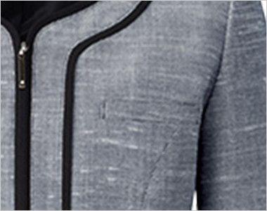 [在庫限り/返品交換不可]AR4678 アルファピア [春夏用]ジャケット リセアスラブツイード(防汚) ポケット