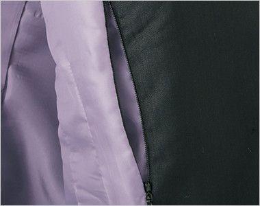 AR4814 アルファピア [秋冬用]ジャケット ダブルフェイス シャドーストライプ 内ポケット