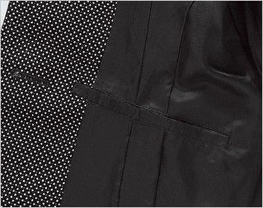AR4817 アルファピア [秋冬用]ジャケット クリスタル・バーズアイ ドット 内ポケット