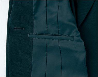 [在庫限り/返品交換不可]AR4821 アルファピア [通年]ジャケット 無地 内ポケット