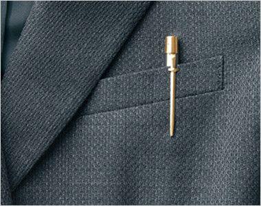 アルファピア AR4823 [通年]美シルエットのテーラードジャケット [無地] 左斜め箱ポケット