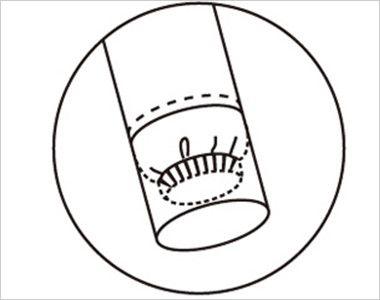 アルファピア AR9241 [通年]ニットジャケット リブ仕様
