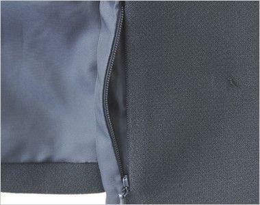アルファピア UF2507 [秋冬用]ベスト 3つボタン [無地] ポケット(ファスナー付き)