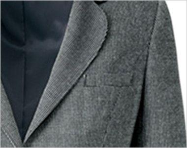 [在庫限り/返品交換不可]YT4304 ユキトリイ ジャケット スイングドット ポケット