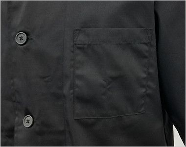 AS-6022 チトセ(アルベ) シングルコックシャツ(男女兼用) ポケット付き