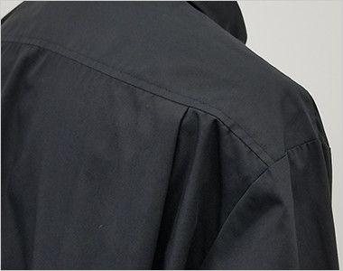 EP-7616 チトセ(アルベ) ボタンダウンシャツ/長袖(男女兼用) 動きやすいタック入り
