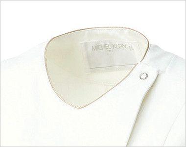 MK-0004 ミッシェルクラン(MICHEL KLEIN) ジャケット(女性用) パイピングで汚れにくくオシャレに