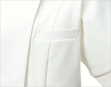 MK-0004 ミッシェルクラン(MICHEL KLEIN) ジャケット(女性用) ペンなどを収納できるポケット