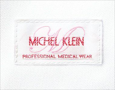 MK-0004 ミッシェルクラン(MICHEL KLEIN) ジャケット(女性用) ミッシェルクランのロゴが刺繍