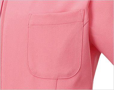 MK-0007 ミッシェルクラン(MICHEL KLEIN) ジャケット(女性用) PHSなどを収納できる左胸ポケット