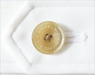 MK-0021 ミッシェルクラン(MICHEL KLEIN) ワンピース(女性用) ボタンアップ
