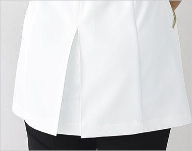 MK-0021 ミッシェルクラン(MICHEL KLEIN) ワンピース(女性用) 動きやすい裾ボックスプリーツ仕様