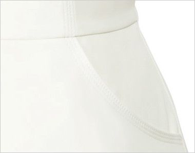 MK-0022 ミッシェルクラン(MICHEL KLEIN) チュニック(女性用) ポケット付き