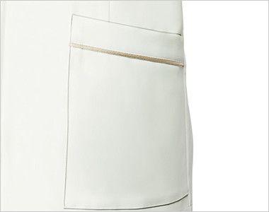 MK-0024 ミッシェルクラン(MICHEL KLEIN) ジャケット(男性用) ポケット付