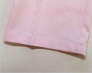 MZ-0019 ミズノ(mizuno) スクラブパンツ(男女兼用)股下マチ 裾部分