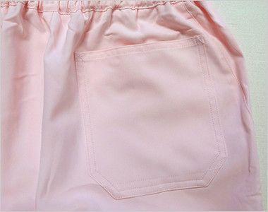 MZ-0019 ミズノ(mizuno) スクラブパンツ(男女兼用)股下マチ ヒップポケット付き
