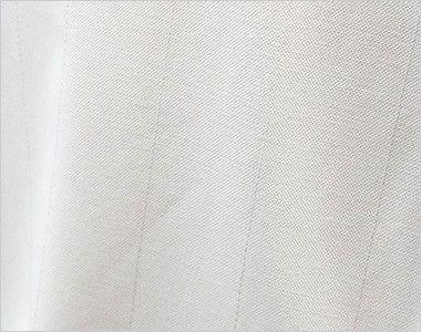 MZ-0024 ミズノ(mizuno) 七分袖ドクターコート・シングル(女性用) 制電糸を使用した生地で、静電気の発生防ぎます。