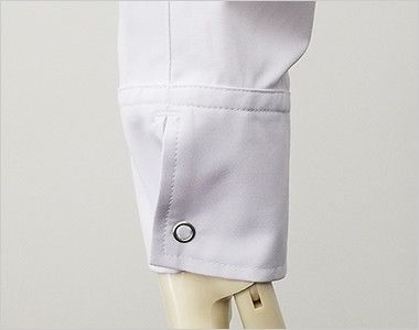 MZ-0056 ミズノ(mizuno) メンズハーフコート(男性用) スナップ仕様で簡単に取り外しができます。