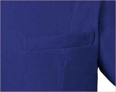 MZ-0069 ミズノ(mizuno) ケーシージャケット(男女兼用) ポケット付き