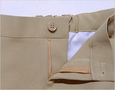 MZ-0087 ミズノ(mizuno) レディースパンツ/股下ハーフ(女性用) フロントボタン・フロントファスナー