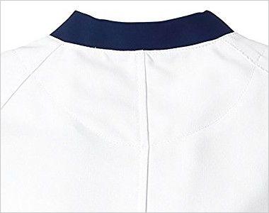 MZ-0111 ミズノ(mizuno) メンズスクラブ(男性用) 後ろ部分も配色デザイン