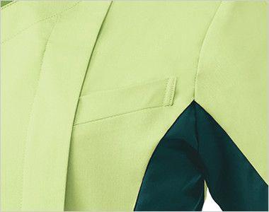 MZ-0128 ミズノ(mizuno) クールマックス ケーシージャケット(女性用) ポケット付き