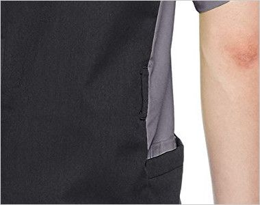 MZ-0129 ミズノ(mizuno) クールマックス メンズケーシージャケット(男性用) カラビナループ付き