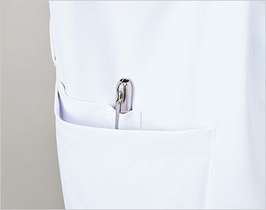 MZ-0163 ミズノ(mizuno) ジャケット(女性用) ポケット付き(右のみペン差しポケット付き)