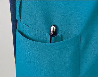 MZ-0164 ミズノ(mizuno) ストレッチジャケット(男性用) ペン差しポケット