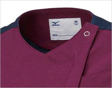 MZ-0165 ミズノ(mizuno) ジャケット(女性用) サイドジップアップ仕様で着脱が簡単