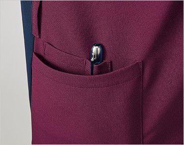 MZ-0165 ミズノ(mizuno) ジャケット(女性用) ペン差しポケット
