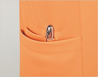 MZ-0170 ミズノ(mizuno) ニットシャツ(男女兼用) ペン差しポケット