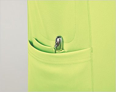 MZ-0172 ミズノ(mizuno) ニットシャツ(男女兼用) ペン差しポケット
