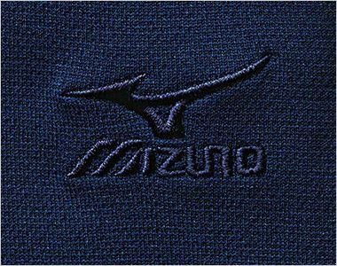 MZ-0174 ミズノ(mizuno) カーディガン(男女兼用) MIZUNOロゴ