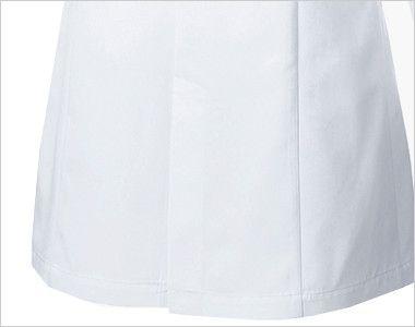 MZ-0176 ミズノ(mizuno) ドクターコート(男性用) 脚さばきの良い長めのセンターベンツ