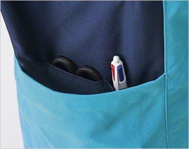 MZ-0183 ミズノ(mizuno) ケーシージャケット(女性用) ポケットには中ポケット付き