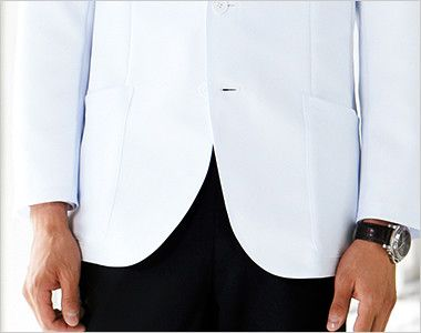 1011TW FOLK(フォーク) メンズブレザージャケット(男性用) ポケット付き