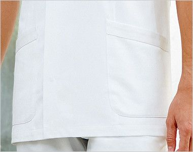 1014CR FOLK(フォーク) メンズケーシー(男性用) ポケット付き